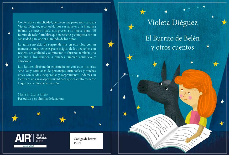 El burrito de belén y otros cuentos Violeta Diéguez